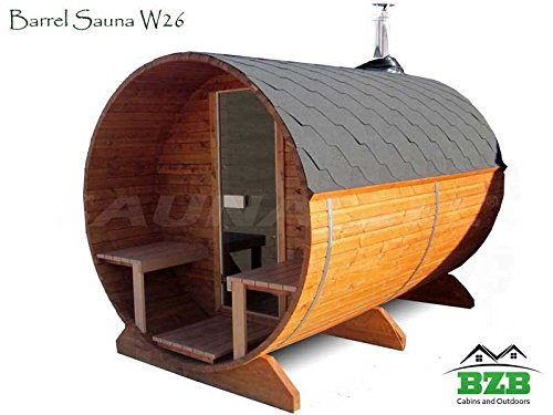 Outdoor Sauna Kits | Best Outdoor Sauna Kits | Saunakitreviews.com