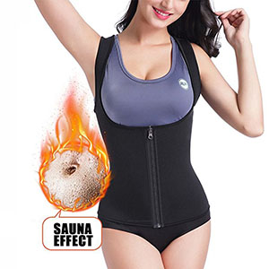 neoprene-sauna-vest-for-women-with-zipper